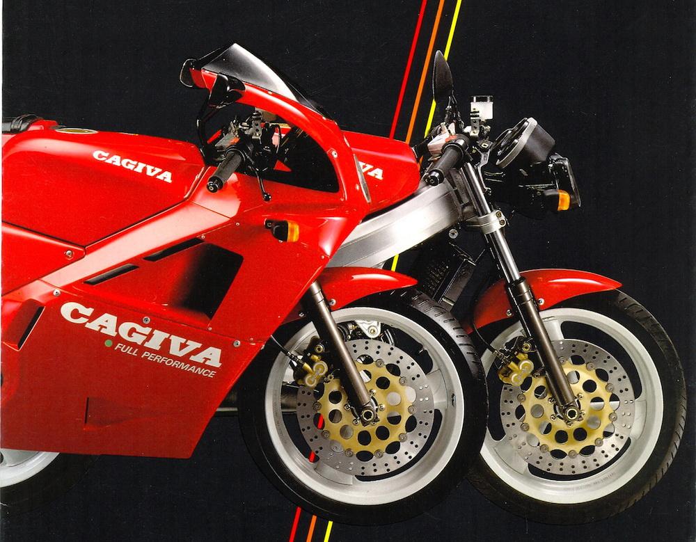 Cagiva Mito 1990